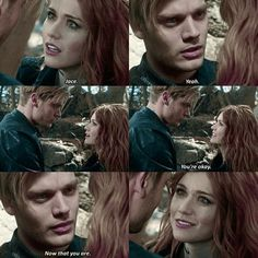 Shadowhunters Tv Series, Shadowhunters The Mortal Instruments, Clary E Jace, Freeform Tv Shows, Chad And Abby, Immortal Instruments, M Shadows, The Best Series Ever, Vampire Diaries Funny