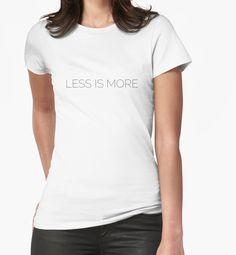 Less is More, Office Decor, Typography, Office Art, Office Wall Art, Minimal, Minimalist Art, Modern Art by marzzgraphics