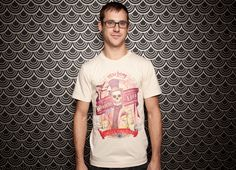 """""""The Greatest Spectacle Ever!"""" - Threadless.com - Best t-shirts in the world"""