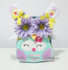 Diaper Cake, Owl Diaper Cake, Owl, Jungle, Centerpiece, Baby Girl Gift, Baby Shower Gift, Blanket, Bib