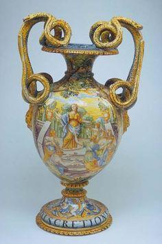 Marche - Le ceramiche di Casteldurante