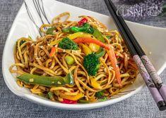 recette de nouilles chinoise sautées aux légumes Bonjour tout le monde, Alors je ne vais pas dir...