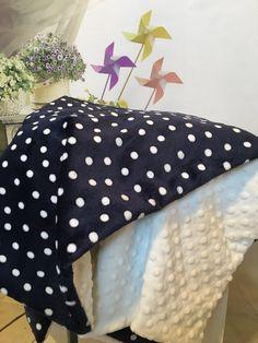 Personalized Baby BlanketHandmade by DarlenesNeedlesnPins on Etsy