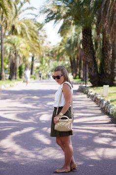 Nanne: Palm trees