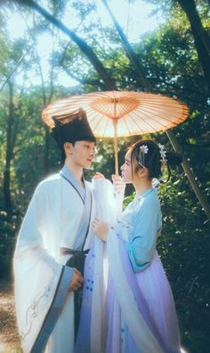 Traditional Art, Traditional Outfits, Korean Aesthetic, Chinese Culture, Romantic Couples, Hanfu, Fantasy Artwork, Asian Fashion, Cosplay