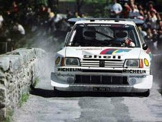 "erikwestrallying: ""Peugeot 205 T16 Evo 2 rally car """