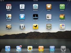 6 Tools for Blogging with an iPad
