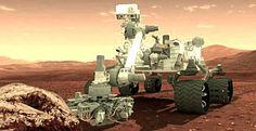 I dati trasmessi dalla sonda Curiosity certificano la presenza di acqua su Marte http://tuttacronaca.wordpress.com/2013/09/27/curiosity-scopre-la-nasa-conferma-ce-acqua-su-marte/