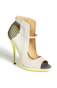 L.A.M.B. - 'Skylar' Cutout Bootie [Oh God! Love it even more in Light Gray & Yellow! So Damn Hot!] / Nordstrom