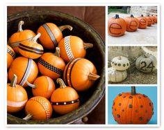 who doesn't love mini pumpkins
