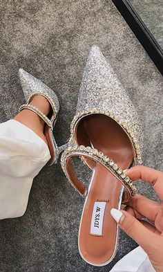 Sparkly High Heels Women Shoes Sandals – Trendyupgirls You are in the right place about shoes heels 2020 Here we offer you the most beautiful pictures about the shoes heels for kids you are looking for. When you examine the Sparkly High Heels Women[. Dr Shoes, Cute Shoes, Women's Shoes Sandals, Me Too Shoes, Shoe Boots, Logo Shoes, Heeled Sandals, Women Sandals, Sparkly High Heels