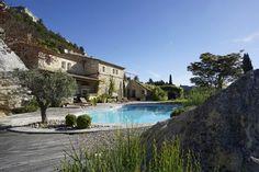 Provence Rentals Presents: Mas du Grand Chateau.