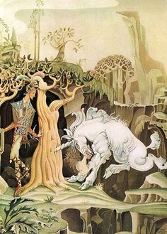 "Kay Nielsen «Hansel and Gretel and Other Stories» | ""Pictures and talk"""