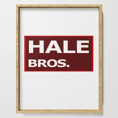 hale bros Serving Tray by edream Cute Gifts, Tray, Beautiful Gifts, Trays, Board