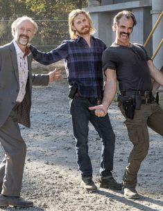 The Walking Dead austin amelio dwight