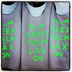 Keep Calm and Lax On !  Tricot Mesh Tank.