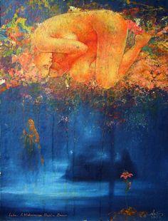 Valeriy Kot 1958 | Ukraina | Surrealist painter