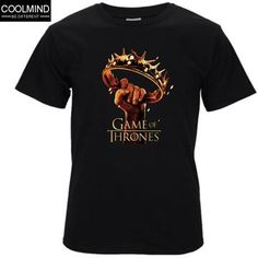 THE COOLMIND cotton Game of Thrones men tshirt ours is the fury men's tee shirts tops men T-shirt casual mens t shirts Mens Tee Shirts, Cool T Shirts, Casual Shirts, Game Of Thrones Men, Cotton Shorts, Men Casual, Tops, Sleeve, Winter