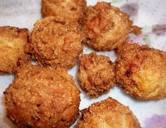 Hushpuppies (Made easy using cornbread mix!)