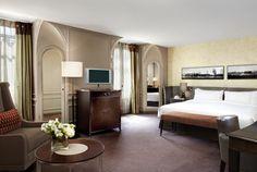 Our hotel in Paris