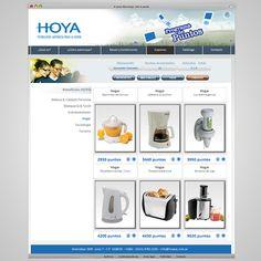 Web Site Programa de Incentivo