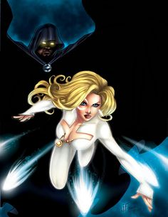 cloak and dagger colored by JamieFayX