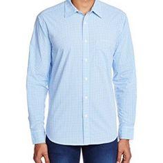 XESSENTIA-Mens-Casual-Check-Shirt-in-Regular-Fit-0