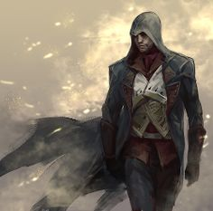 Arno Dorian, Assassins Creed Unity