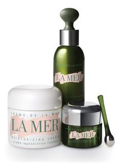 Creme de La Mer - cannot rave about these products enough.  The original creme for winter, the gel for summer, and the eye cream all work wonders and a little goes a long way.