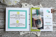 Pickled Paper Designs: Papertrey Traveler's Journal Page Blanks