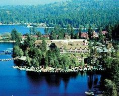 Lake Arrowhead. Perfect family summer getaway with the entire family. Lots of walking, relaxing and fun.
