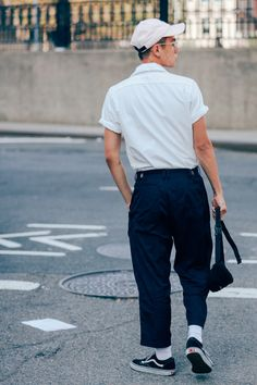 How New York's Most Stylish Men Dress Right Now Photos | GQ