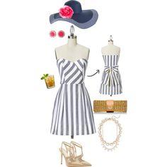 Julie Leah Blog // Weekend Wishes: Derby Dressing