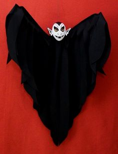 halloween decoration vampire hanging flyer - Vampire Halloween Decorations