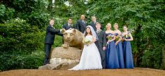 Penn State Wedding // William Ames Photography