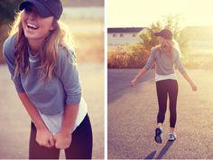 cute workout style http://livelovewear.com/trainingequipment