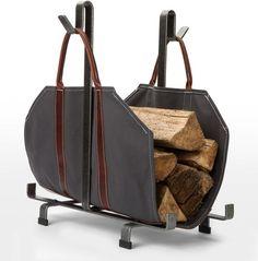 Rejuvenation Log Carrier Bag with Rack