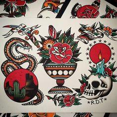Filip Henningsson Tattoo