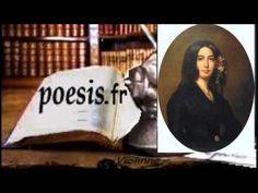 George Sand - Lettre à Alfred de Musset - YouTube