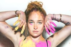 Jemima Kirke for Scosha Lookbook