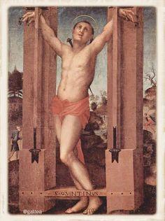 Santa María, Madre de Dios y Madre nuestra: San Quintín, 31 Octubre