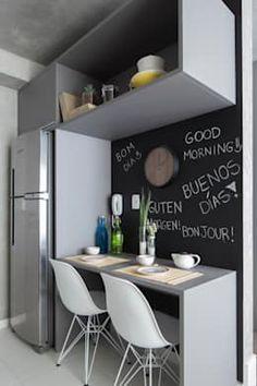 Vila Madalena   Decorados: Cozinhas modernas por SESSO & DALANEZI