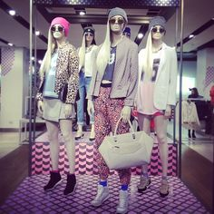 Brace yourself for some serious summer cool. #topshop We sell all kinds of mannequins @ www.mannequinmadness.com!