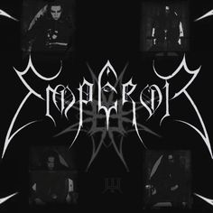 - The Throne of Metal - Emperor is a great Band! Great Bands, Emperor, Black Metal, Norway, Neon Signs, Instagram