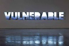 Doug Aitken, Vulnerable, 2013