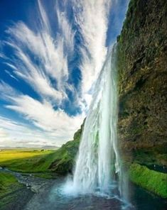 Landscape Photos, Landscape Photography, Nature Photography, Cool Pictures Of Nature, Beautiful Pictures, Beautiful Waterfalls, Beautiful Landscapes, Beautiful World, Beautiful Places