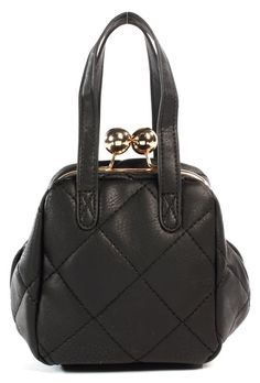 Girls Only Quilted Handbag