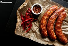 Italian Sausage | Food Photography | Food Styling | Grace Anne Vergara