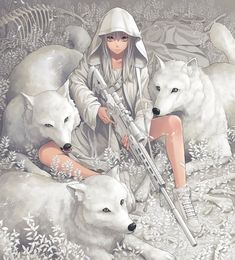 Anime&Cartoon/game stuff A wolf with a sheeps clothing Anime Art anime art AnimeCartoongame clothing otaku sheeps Stuff wolf Anime Chibi, Chica Anime Manga, Emo Anime Girl, Anime Girl Pink, Anime Cosplay Girls, Cute Manga Girl, Anime Angel, Fille Blonde Anime, Blondes Anime Girl