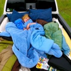 Star gazing in the back of a pickup surrounded by tons of pillows and my love- Bucket List